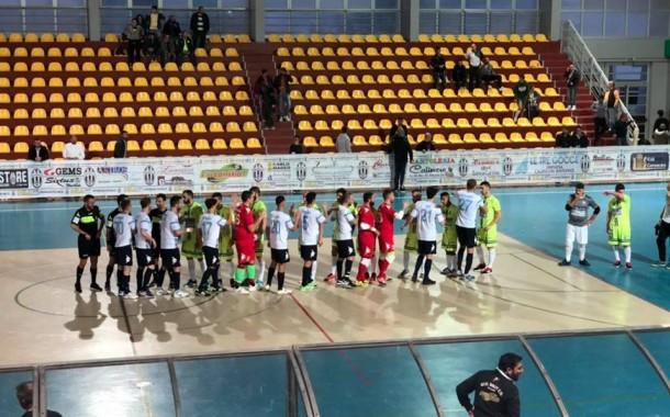 #SerieA2Futsal, i risultati dell'ottava giornata nel girone C