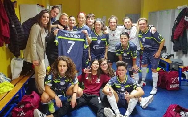#SerieA2Femminile, gli anticipi nel girone D: Noci di forza, acuto della Salernitana con la Nuceria. Tre punti per la Dona Five Fasano