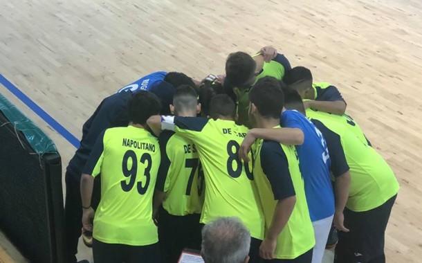 Real San Giuseppe, il report del settore giovanile: spettacolo a tinte gialloblù, 4 vittorie su 4