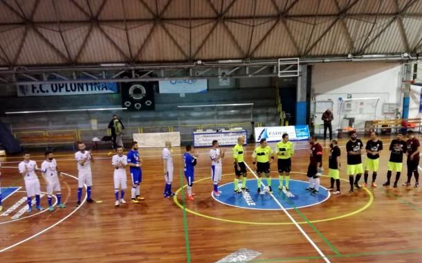 L'Oplontina chiude il girone d'andata con una vittoria contro lo Spartak, primo goal per Mazzocchi