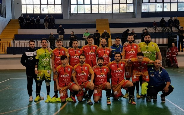 Play-out C1, 4-4 a Cava de' Tirreni: Sporting salvo, Casagiove in C2
