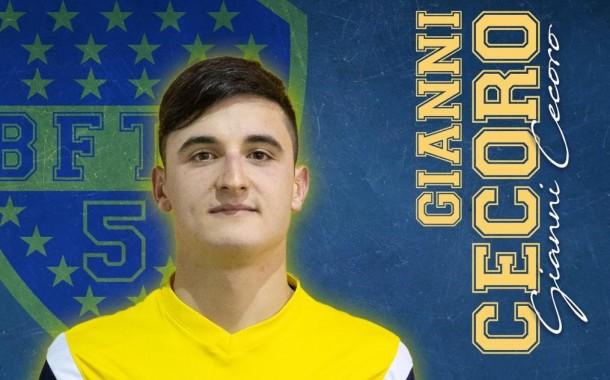 Boca Futsal, ufficiale l'arrivo di Cecoro in prestito dal Parete