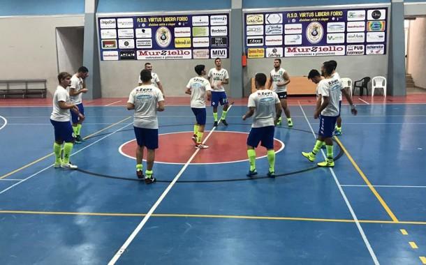 Virtus Libera, riposa la prima squadra. L'U21 affronta il Casagiove