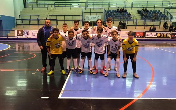 Lollo Caffè Napoli, il punto sul settore giovanile: due sconfitte e una vittoria