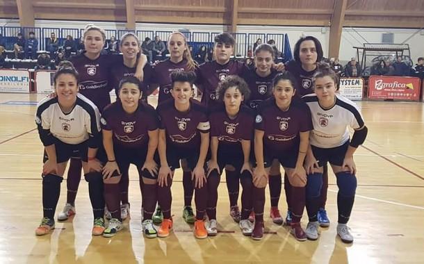 Serie A2 Femminile, ultimo turno: impegni casalinghi per Octajano e Salernitana