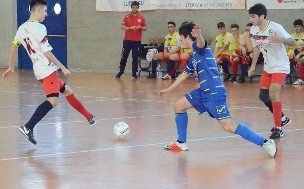 #Under19Futsal, Coppa Italia: via al secondo turno