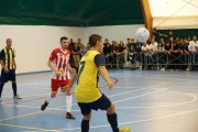 """Verso Aquile Molfetta-Real San Giuseppe, Borriello: """"Match complicato, ma vogliamo i tre punti"""""""