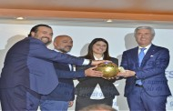 Il presidente Montemurro a Civitavecchia per i festeggiamenti dei 60 anni della LND