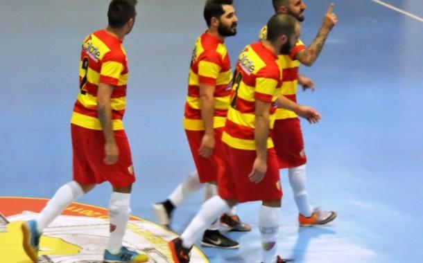 Il Benevento 5 mette il turbo e rimonta lo Spartak: alle 20 sfida ai Leoni per un posto in finale