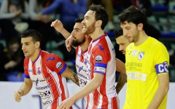 #CoppadellaDivisione, Real Rieti-Italservice Pesaro la finale. Fuori Lido e Came