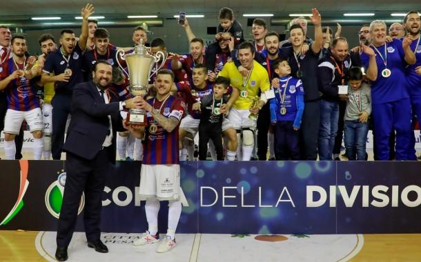 #CoppadellaDivisione, finale show in tv: a Pesaro il Rieti la spunta sull'Italservice ai rigori