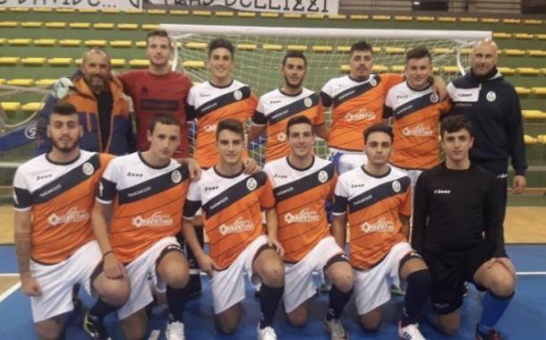 Futsal Coast U19, sconfitta a Telese contro il Boca