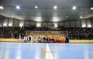 Neve e futsal, fioccano solo applausi dal Sannio. Seicento in diretta per la finale, ma in tanti non capiscono