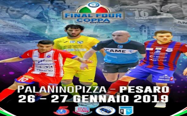 Coppa della Divisione, spettacolo Final Four a Pesaro: domani le semifinali Italservice-Lido di Ostia e Came Dosson-Rieti