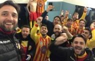 """Sanniti FS, tris al Campana nel derby. Pellegrino e Bovio: """"Vittoria voluta e meritata, dedica a Fabrizio Cusano"""""""