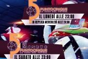 """""""Punto 5 la Casa del Futsal"""" questa sera alle 23 su Piuenne: ospiti Nando Perugino e Luis Turmena, Gennaro de Luise in collegamento telefonico"""