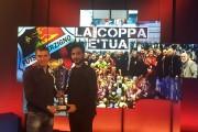 """""""Punto 5 la Casa del Futsal"""" questa sera alle 23 su Piuenne: ospiti Biagio Ferraro e Vincenzo Bifulco"""