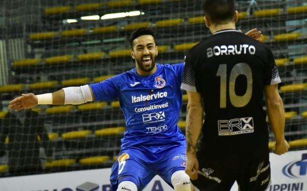 #SerieAplanetwin365, al Pesaro il big match col Napoli, la Feldi ritrova il sorriso