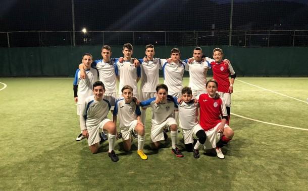 Napoli Calcetto U15, goleada nello scontro al vertice: dieci reti al Cerreto Sannita