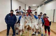 Napoli Calcetto U17, settebello contro il San Giuseppe: dieci vittorie di fila