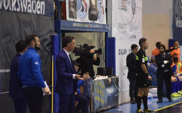 """Lollo Caffè Napoli, l'attesa è finita. Azzurri in trasferta a Pesaro, Marìn: """"Inizia una nuova fase del campionato, possiamo contare su tre armi in più"""""""
