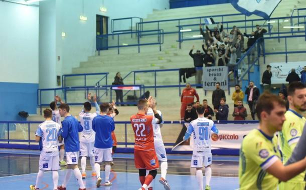 """Lollo Caffè Napoli, De Luca e Cesaroni all'unisono: """"Le partite non si vincono sulla carta, vogliamo il successo"""""""
