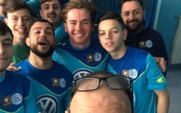 Lollo Caffè Napoli, il punto sul settore giovanile: due vittorie e una sconfitta