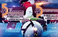 """""""Punto 5 la Casa del Futsal"""" questa sera alle 23 su Piuenne: ospiti Massimo Abate ed Ivan Oranges, Nicola Ferri in collegamento telefonico"""