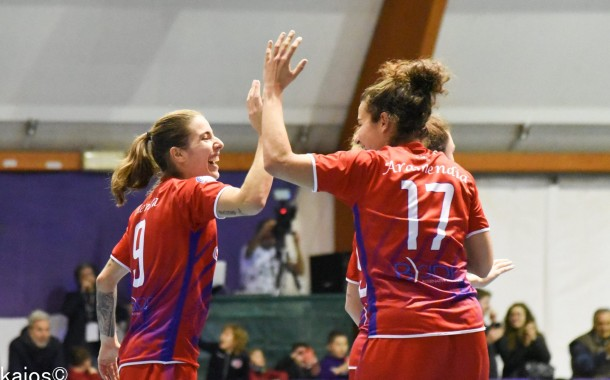 Serie A femminile, 23° turno: Montesilvano da podio. Bene il Florentia, poker Ternana