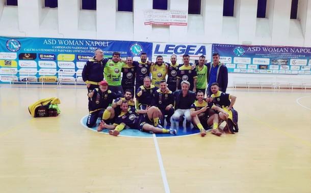 Il Casaluce festeggia la C2 con lo Sparta, testa alla Final Four di coppa