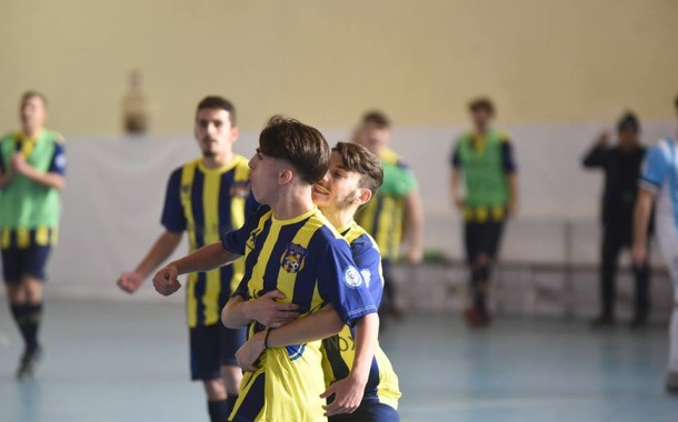 Real San Giuseppe, il report del settore giovanile: vincono U21, U17 e U15
