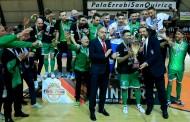 Serie A2, la Campania suona ancora: trionfo Sandro Abate in Final Four, Città di Asti ko
