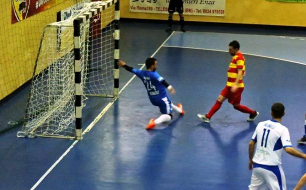 Il Benevento 5 cede il passo all'Oplontina al PalaFerrara, complicata la situazione play-off