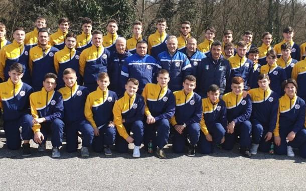 Rappresentative regionali, i test con il Lazio sorridono a metà: U15 di misura, pari per l'U17 e sconfitta per l'U19