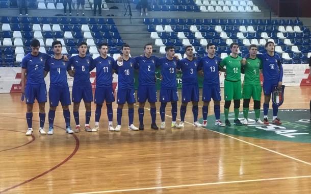 Euro U19: l'Italia chiude a testa alta il Main Rd, Giulii Capponi piega la Croazia