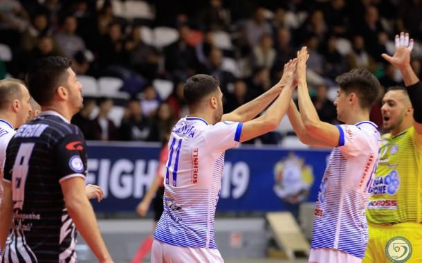 Final Eight 2019: A&S e Real Rieti avanzano in semi. Tanti applausi per Lazio e Meta