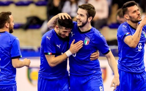 Che grinta gli azzurri: a Pescara l'Italia batte la Bosnia 3-2 in rimonta