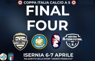 Final Four regionale, semi: A-Team-Sporting Limatola e Sp.Venafro-Area Indoor