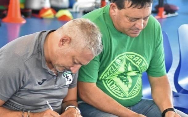 Sandro Abate, interrotta la collaborazione con Nuccorini. Squadra affidata a Comella