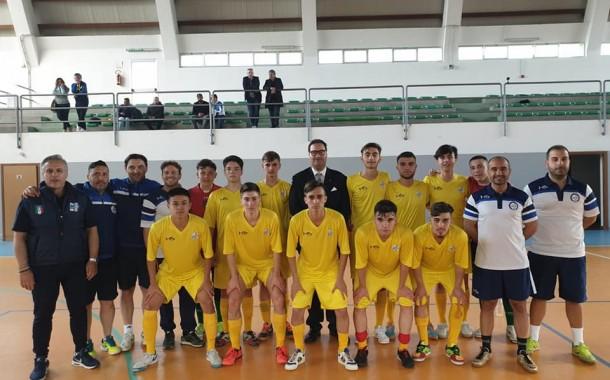 #TDR2019, Allievi straripanti: 6-0 alla Sicilia e semifinale