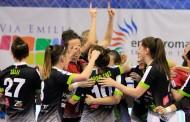 Serie A femminile: Kick Off forza 12, poker Salinis e Montesilvano. Lamezia in A2