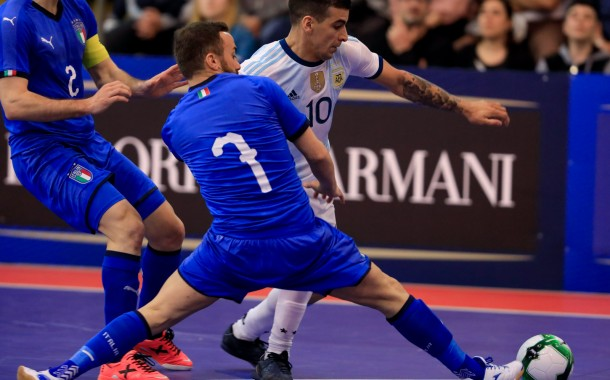 L'Argentina chiude con un successo il triangolare di Pescara: 10-2 alla Bosnia