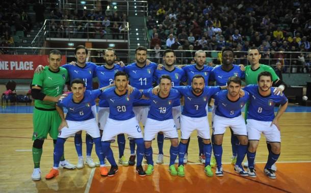 Azzurri a Pescara: mercoledì e giovedì allenamenti a porte aperte