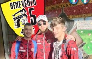 Un pezzo di Benevento 5 al #TDR2019: alle 17 Romano, Tinessa e De Luca in U19 contro la Sardegna
