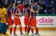 Feldi Eboli-Arzignano 8-5. Giostra di gol all'ultimo giro, quarti play-off a Rieti