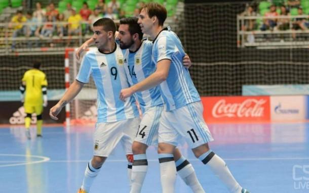 Li conosciamo quasi tutti. Argentina con l'abito da gala: i 14 anti Italfutsal