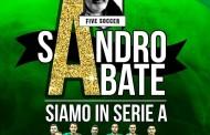 Serie A2, la Sandro Abate sarà la terza campana in A: battuto il Real Rogit al PalAcone