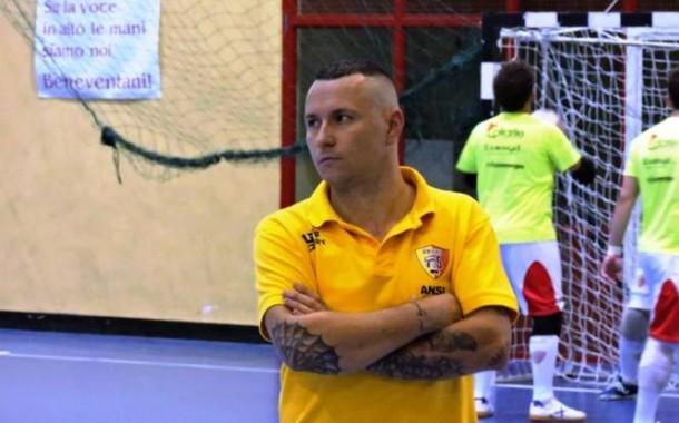"""Sorice non è più l'allenatore del Benevento 5, l'addio social: """"Due anni intensi in una società fantastica. Grazie a tutti"""""""