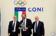 Al Presidente Andrea Montemurro il Premio di Cultura Sportiva Beppe Viola