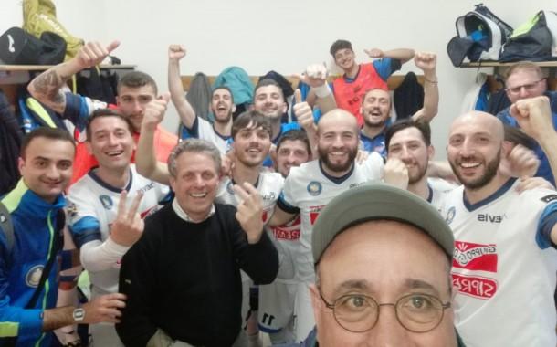 Verso la #SerieBFutsal, Limatola devastante al PalaTevere: 10-2 al Città di Orte